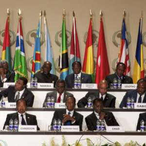 Africans must share counter-terror efforts against extremisms – Burkinabe