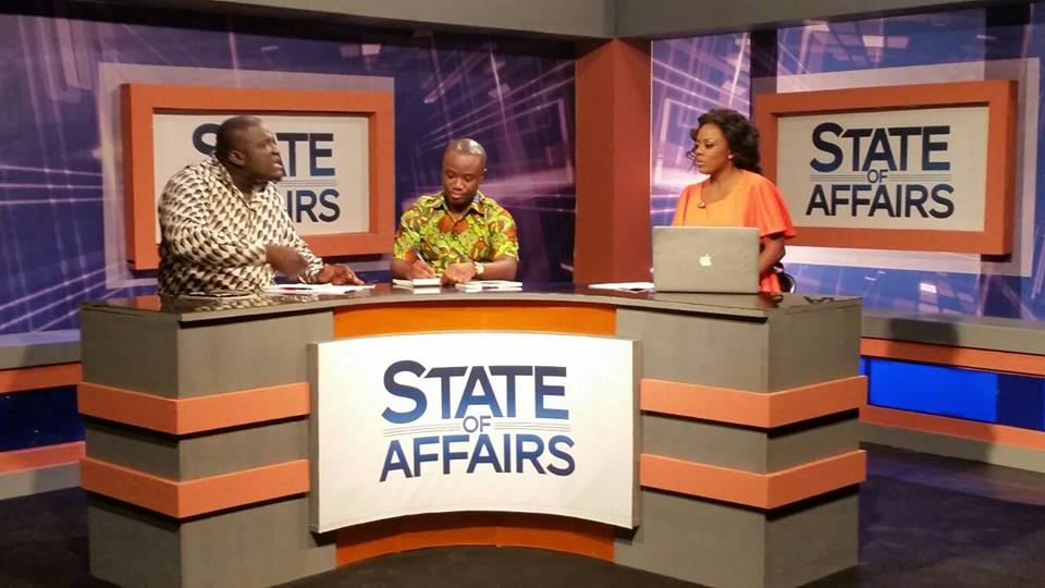 VIDEO: Kwakye Ofosu, Anthony Karbo get hysterical on State of Affairs