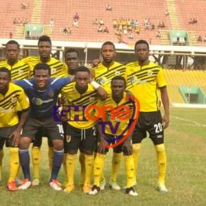 CAF CL: AshantiGold booted out