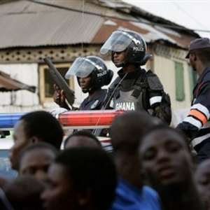 5 Police officers shot in Kumawu chieftaincy clashes