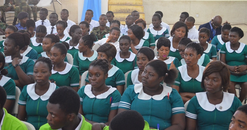 Mampong Nursing and Midwifery College Head, 2 others interdicted