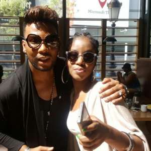 #LiveFMBET2016 | PHOTOS: Mzvee, Diamond & David Tlale meet Live FM team