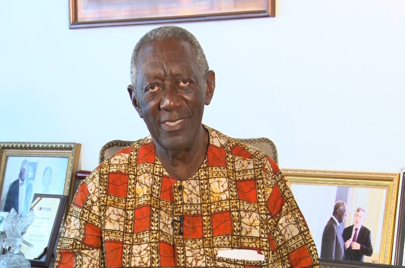 NDC lost the plot for a successful NHIS – J.A Kufuor