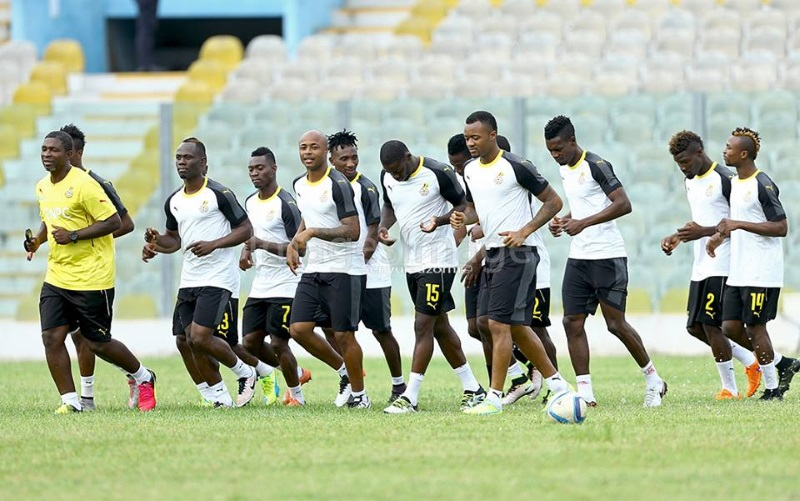 June 28: Black Stars to take on Mexico in friendly