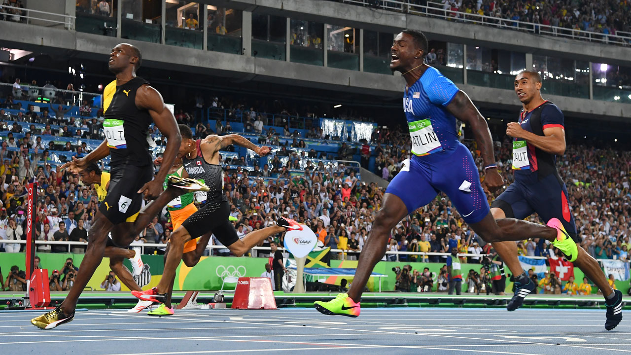 Bolt strikes thrice to complete 100m hat-trick - GHOne TV