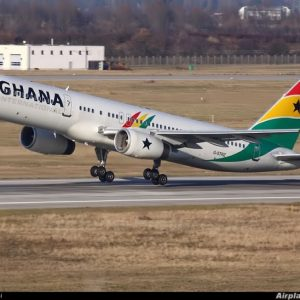Ghana's new airline to fly October