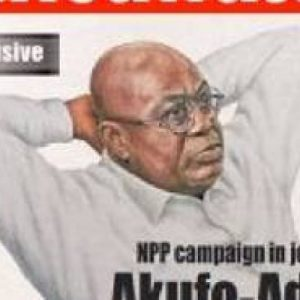 Africawatch defends story on Nana Addo's health status – 'No part was fabricated'