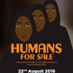 MUST READ: 'Humans for SALE' – A Francisca Emefa Enchill Feature