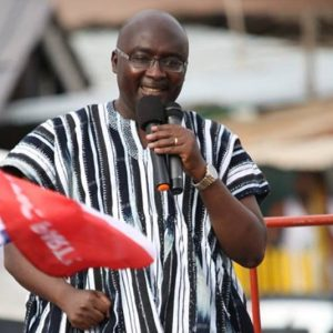 Bawumia: 'Managers of the economy are stealing state funds, vote them out'