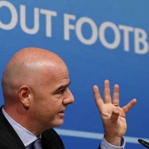 FIFA: Gianni Infantino battles 'forces that don't want change'