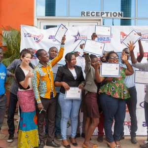 Southern sector journalists complete EIB Network-Penplusbytes' 3-day data journalism workshop
