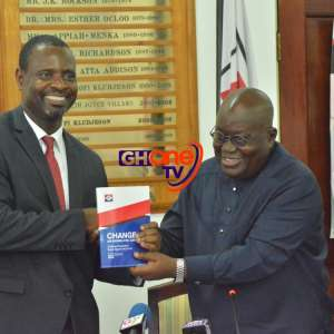 NPP gov't will implement reforms to support industry – Nana Addo to AGI [Photos]