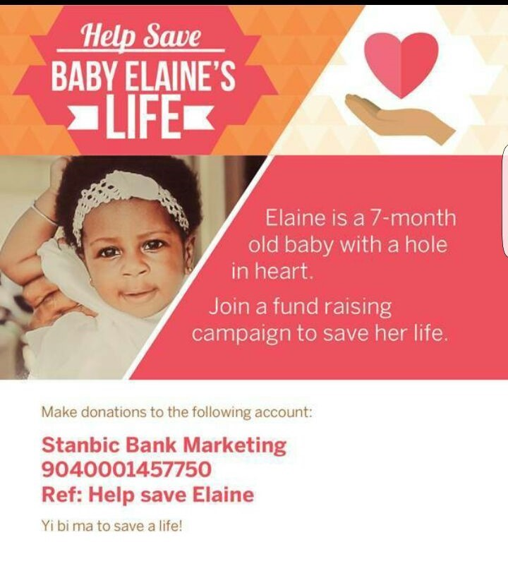 VIDEO: 7-mth Elaine needs $12k to fix 3 holes in heart