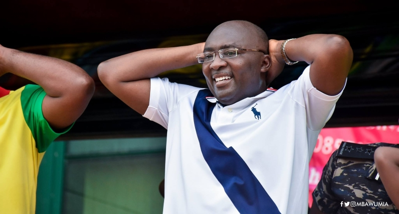 Government will fulfill promise to build 5 stadiums – Bawumia