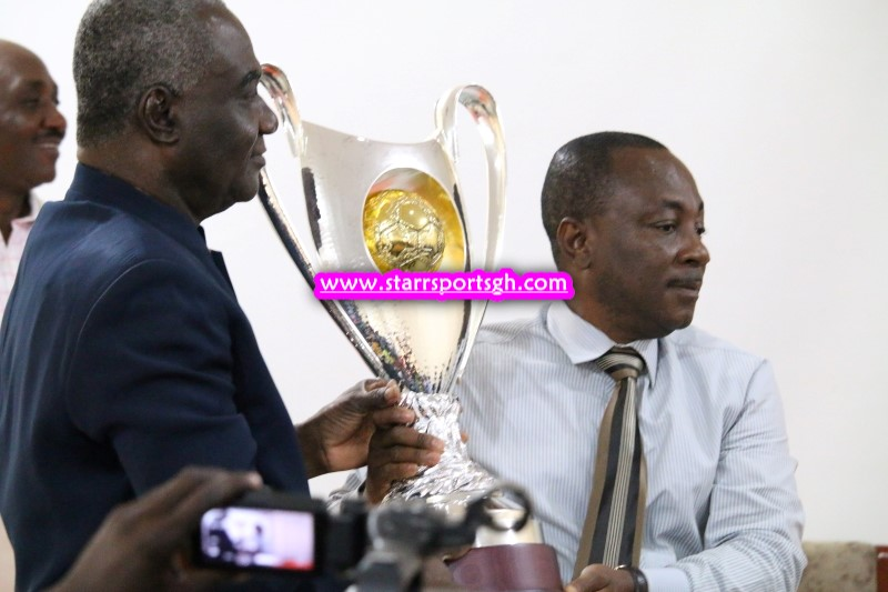 Two Ghana FA officials to appeal Fifa ban