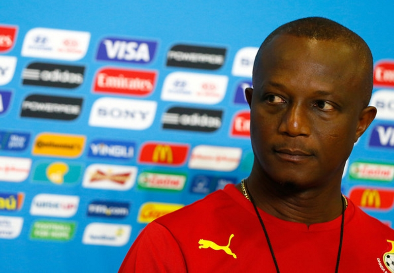 Kwasi Appiah, two expats in 3-man shortlist for Black Stars job