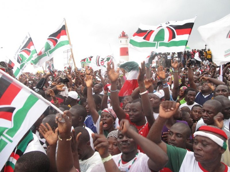 V/R: Three NDC executives suspended in Ketu South