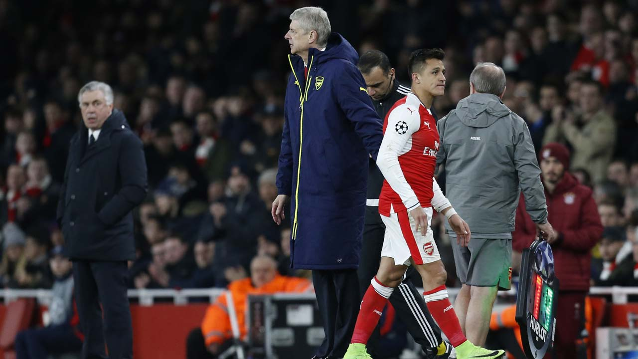UCL: Bayern blitz leaves Wenger with nowhere to hide