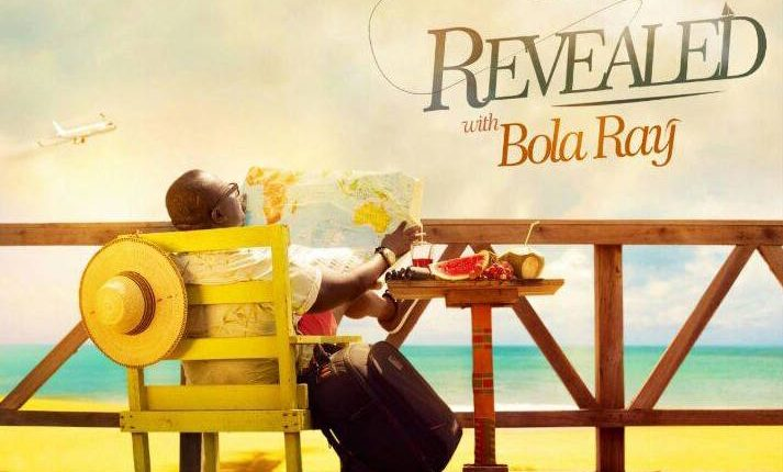 REVEALED with Bola Ray team in South Africa for WOSA-sponsored Special Episodes