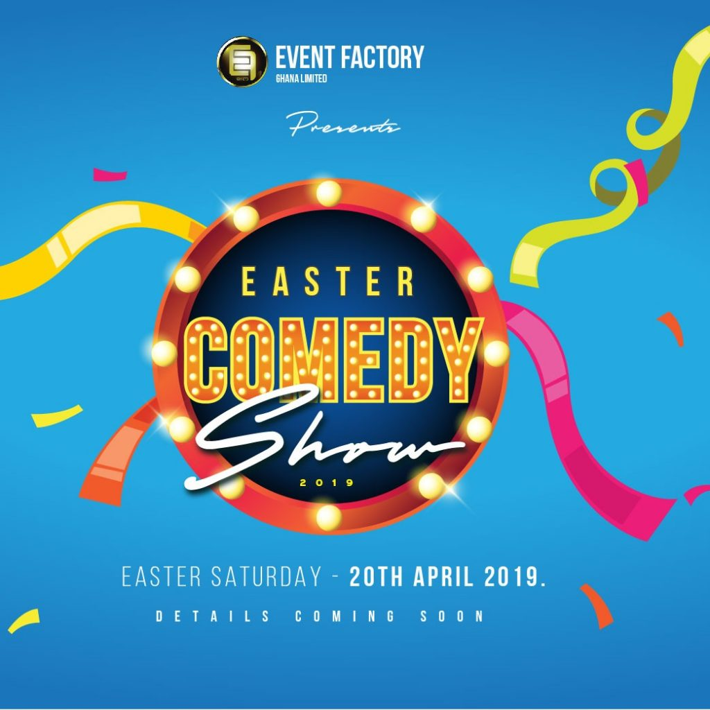 Image result for Easter Comedy Show