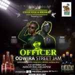 BIG JAM! Medikal & Kwaw Kese for Officer Bitters Odwira Concert Sept. 21
